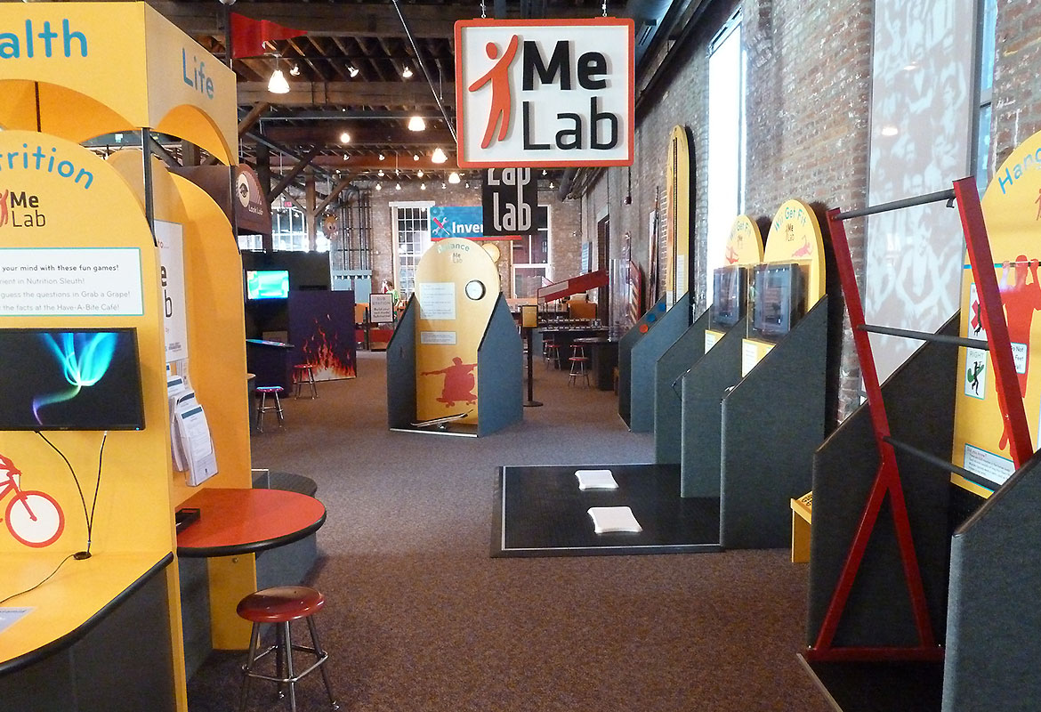 The Works: Ohio Center for History, Art & Technology inventlab